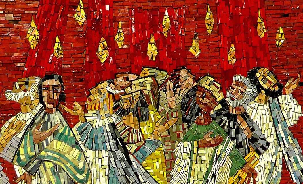3 Teaching Points for Pentecost