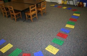 Bring the Bible to Life with a Human-Size Board Game