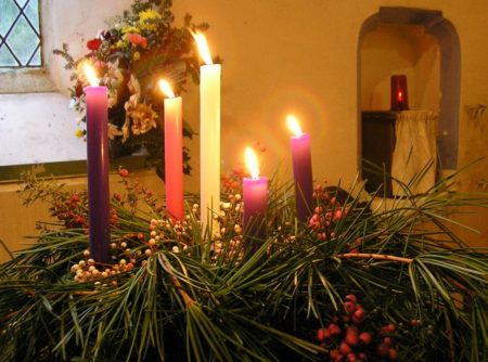 Advent Wreath Liturgy and Prayers for Church