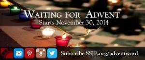 SSJE Advent