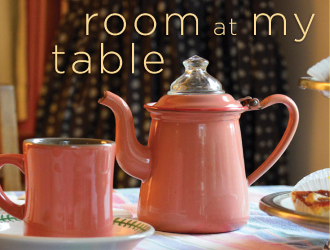 Book Review: Room at My Table by Evelyn Bence