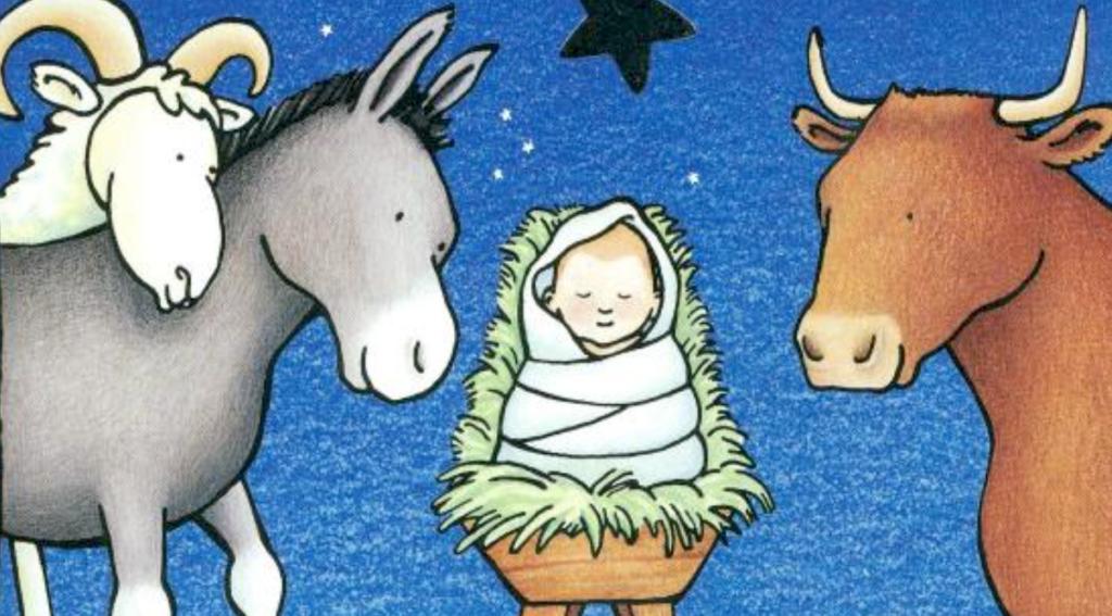 12 Children S Christmas Books To Tell The Birth Of Jesus