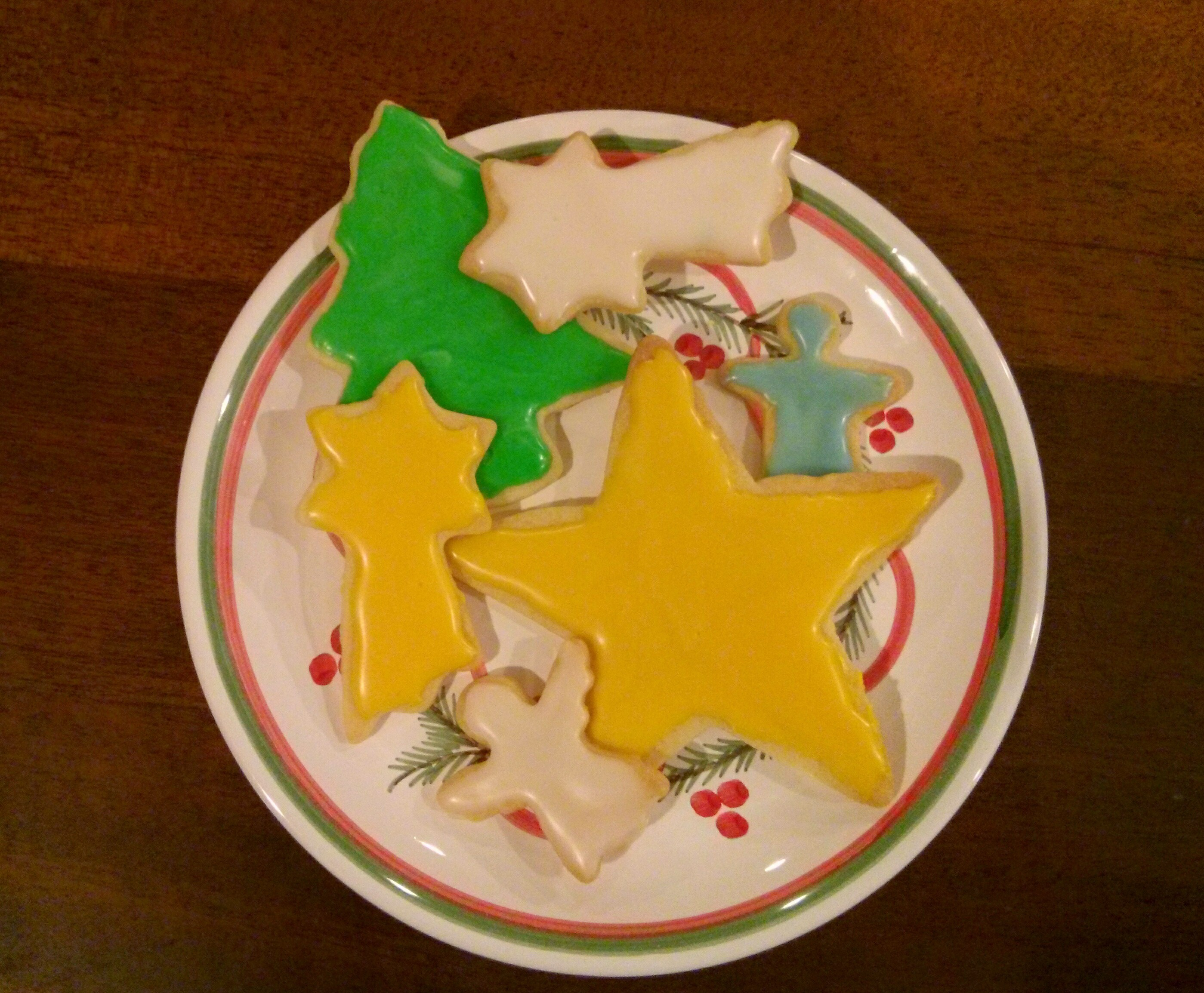 In Defense of the Christmas Cookie – Recipes included