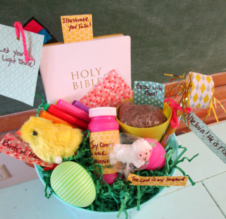 Build a Better *Biblical* Easter Basket