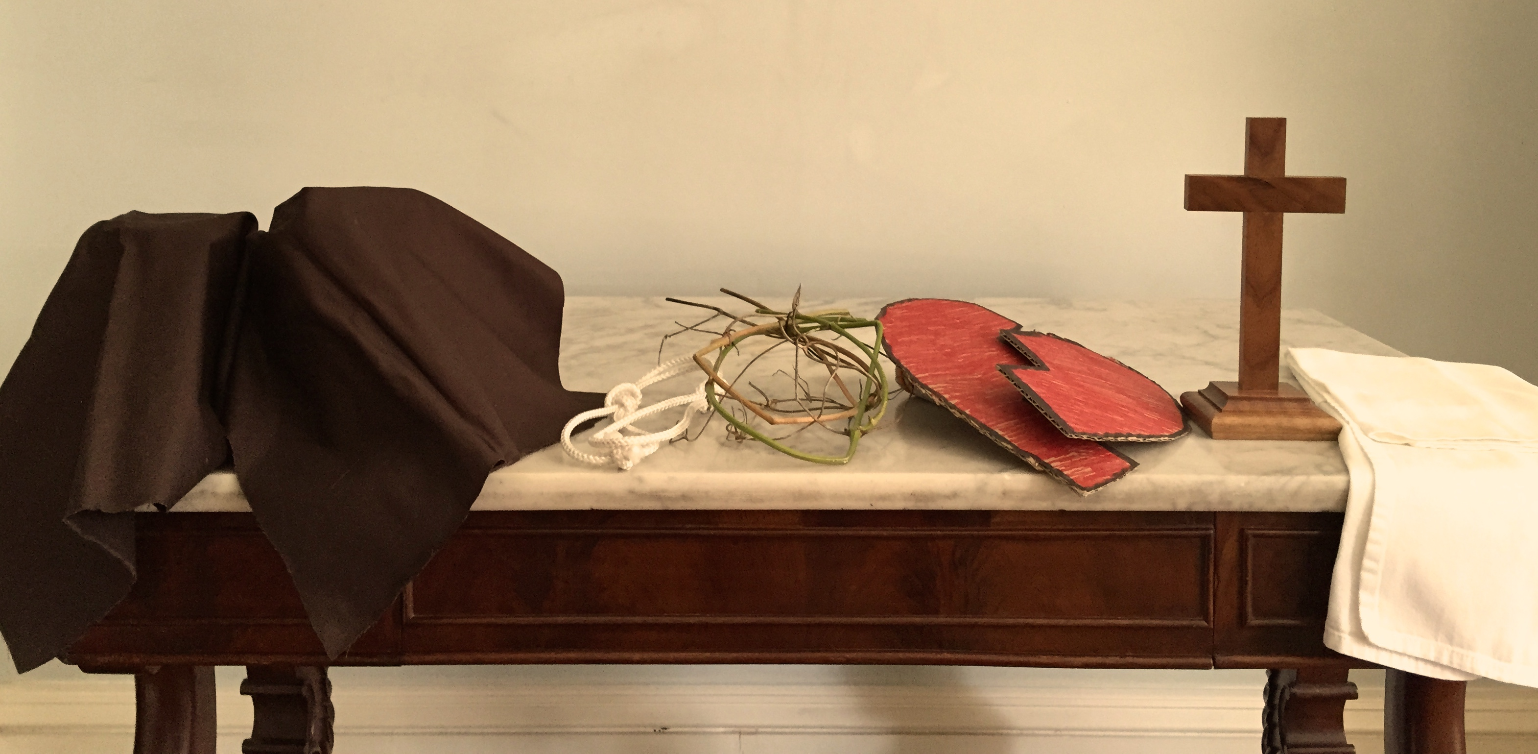 Holy Week Family Service: Tenebrae with Props