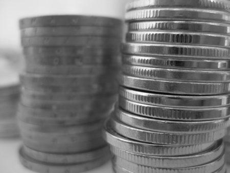 silver coins judas money