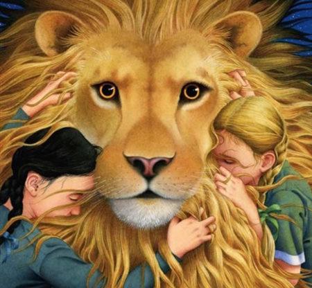 Aslan Lion Witch Wardrobe