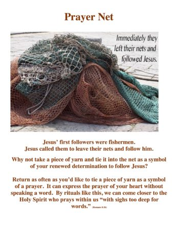Prayer Net poster