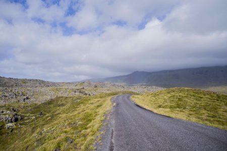 road path