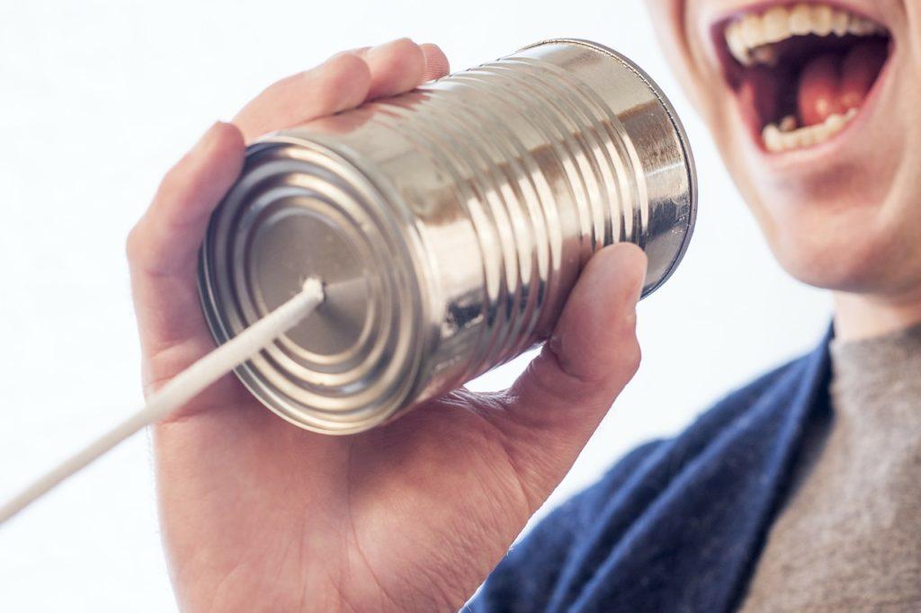 speak can phone talk