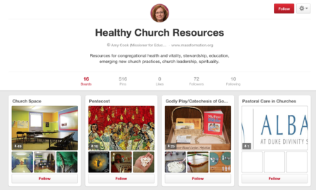Amy Cook Pinterest Boards