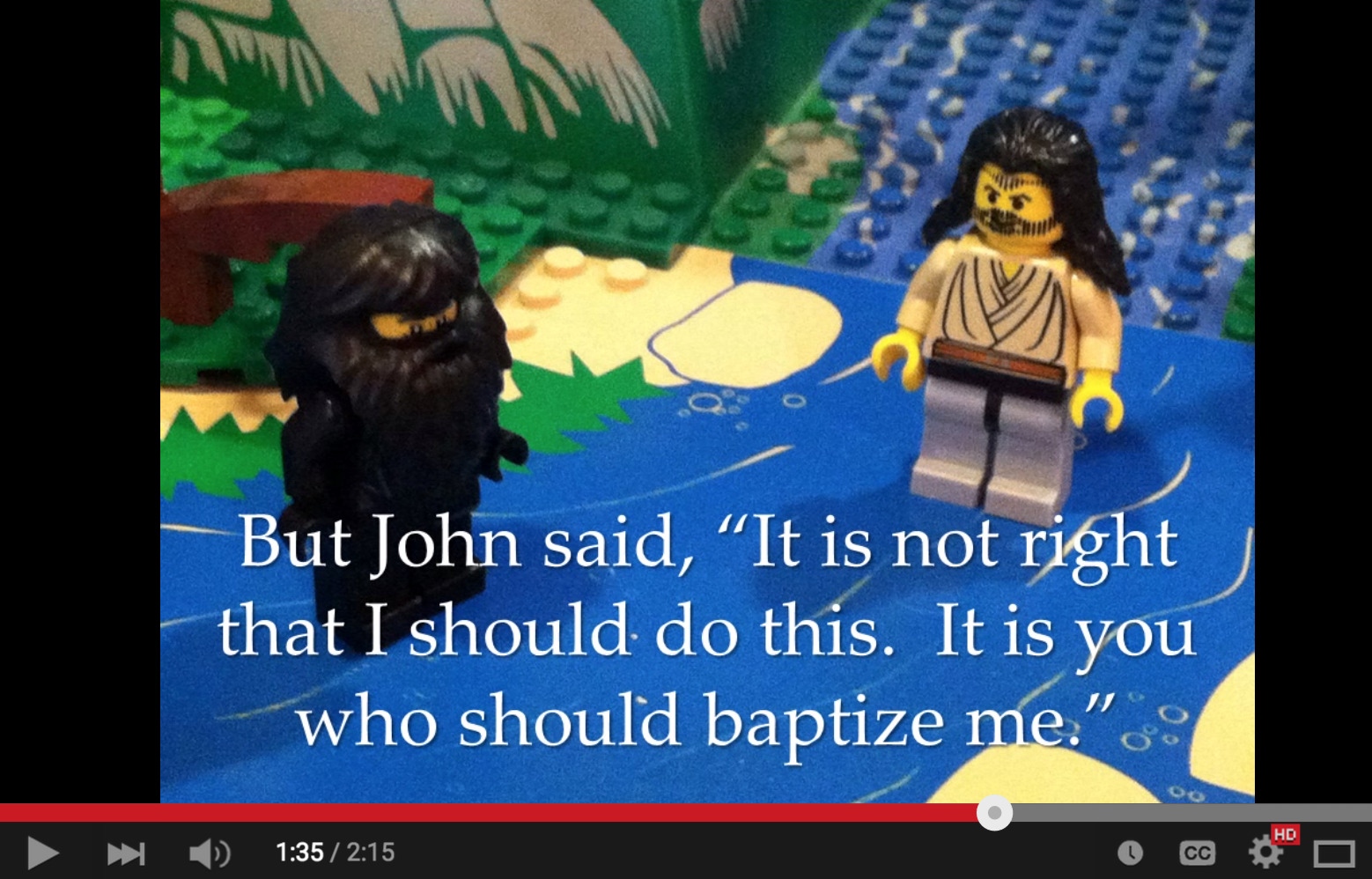 How to Make Bible Lego Videos with Kids