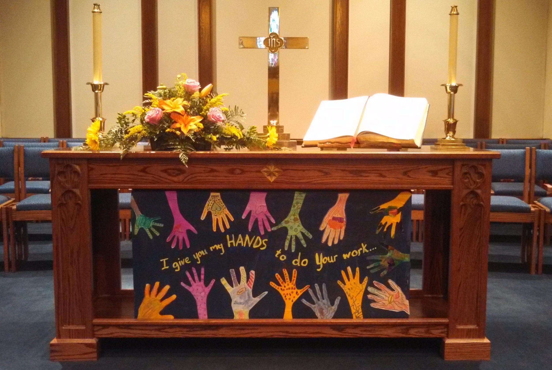 Church Art Projects for Faith Formation