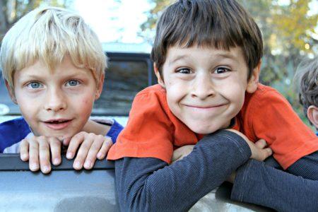 boys kids fun smile