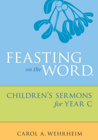 Feasting on the Word children book