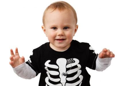 boy child halloween