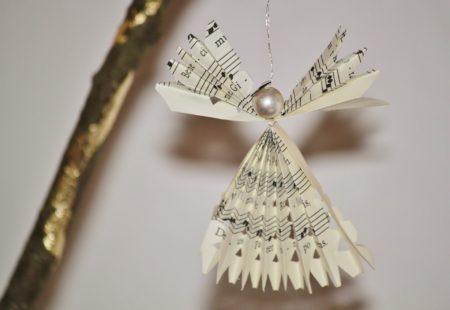 Angel ornament jesse tree