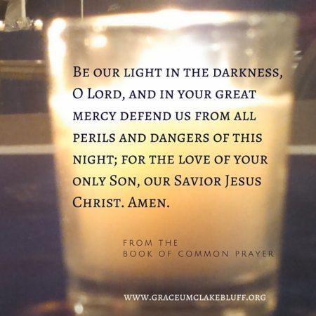 Common Prayer graphic