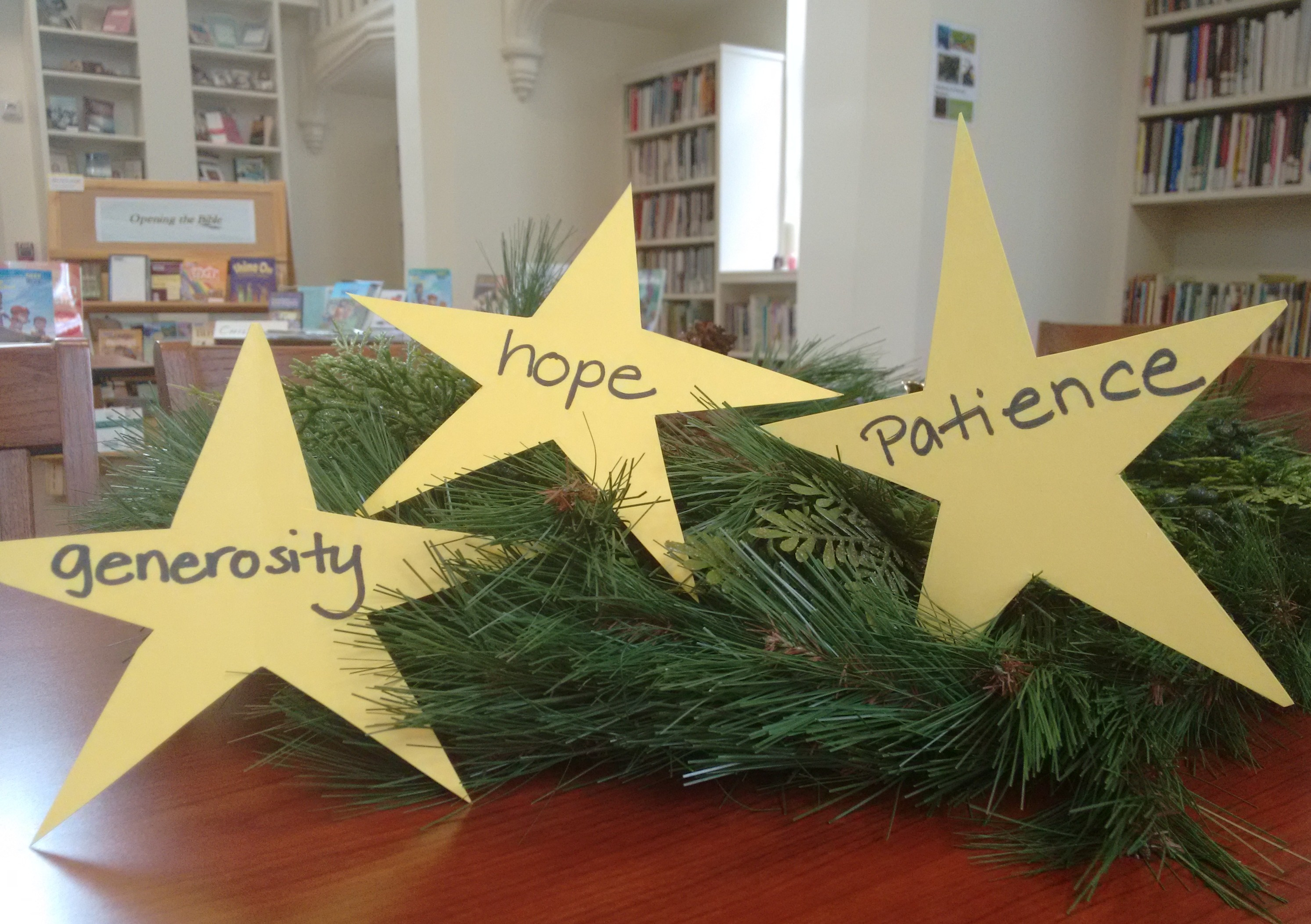 Guiding Stars: An Epiphany Activity at Home