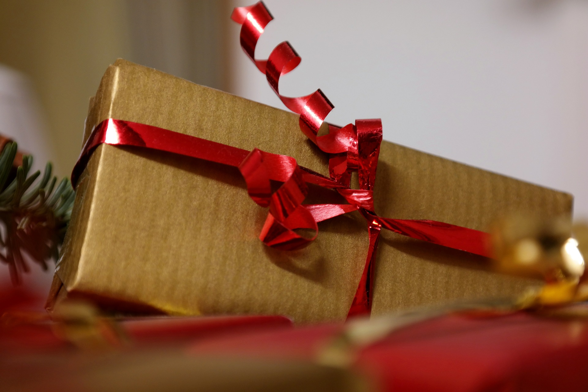 Christmas Comes to Children of Incarcerated Parents