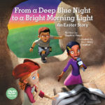 Deep Blue Night Book