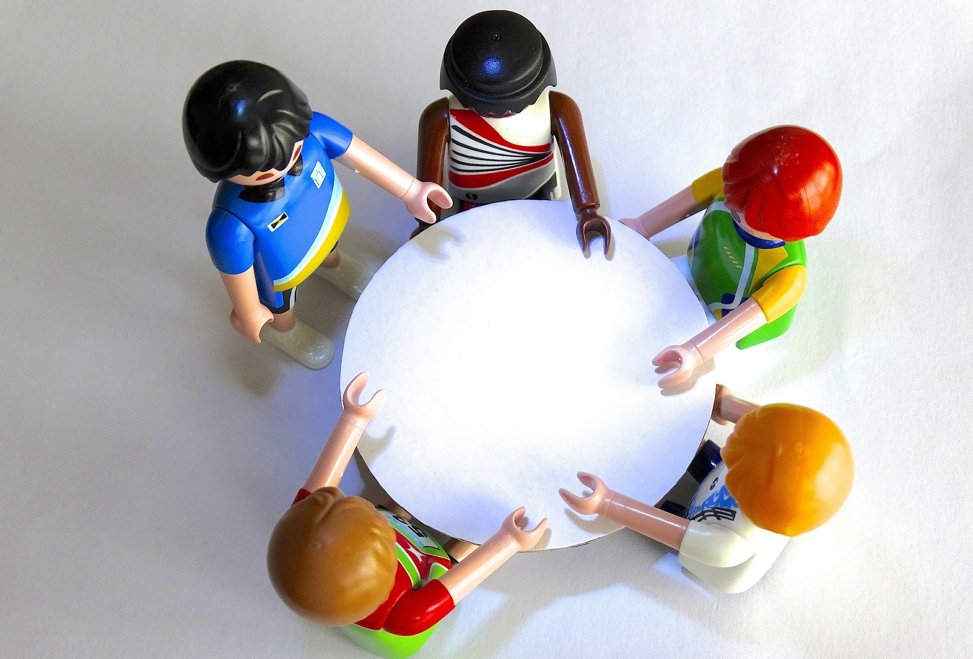 Tips for Facilitating Small Group Studies