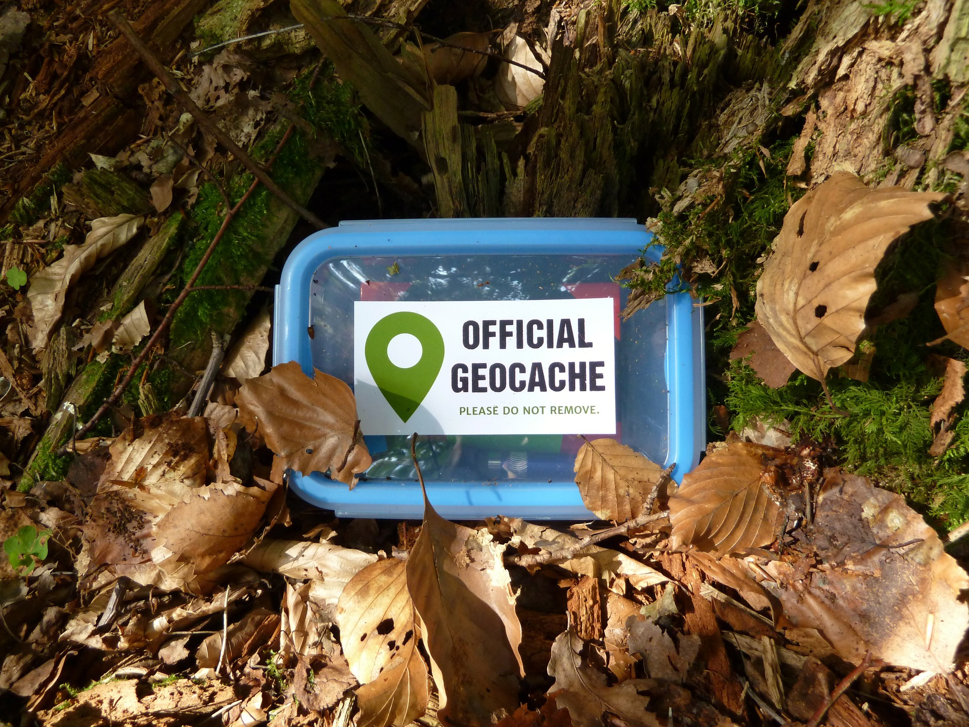 Could Your Church Geocache? …And What Is That?