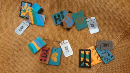 Geochaching tags