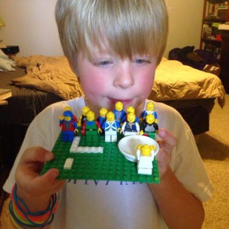 Holy Week Lego 2