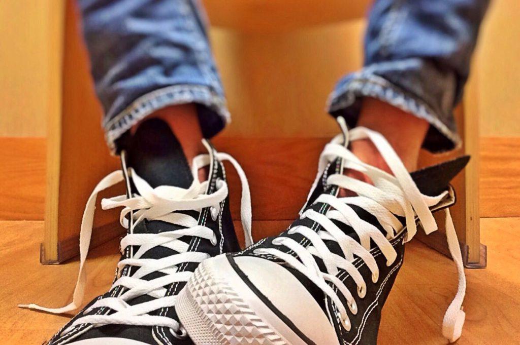 Sneakers teens