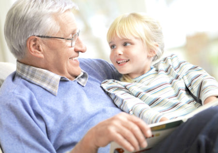 Grandparents Give the Gift of Faith