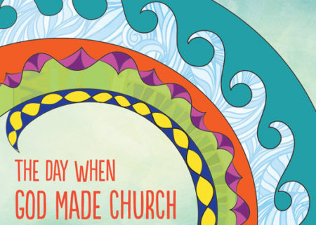 Day God Made Church Book wide