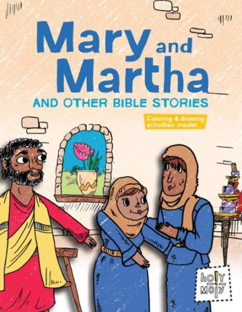 Mary and Martha book