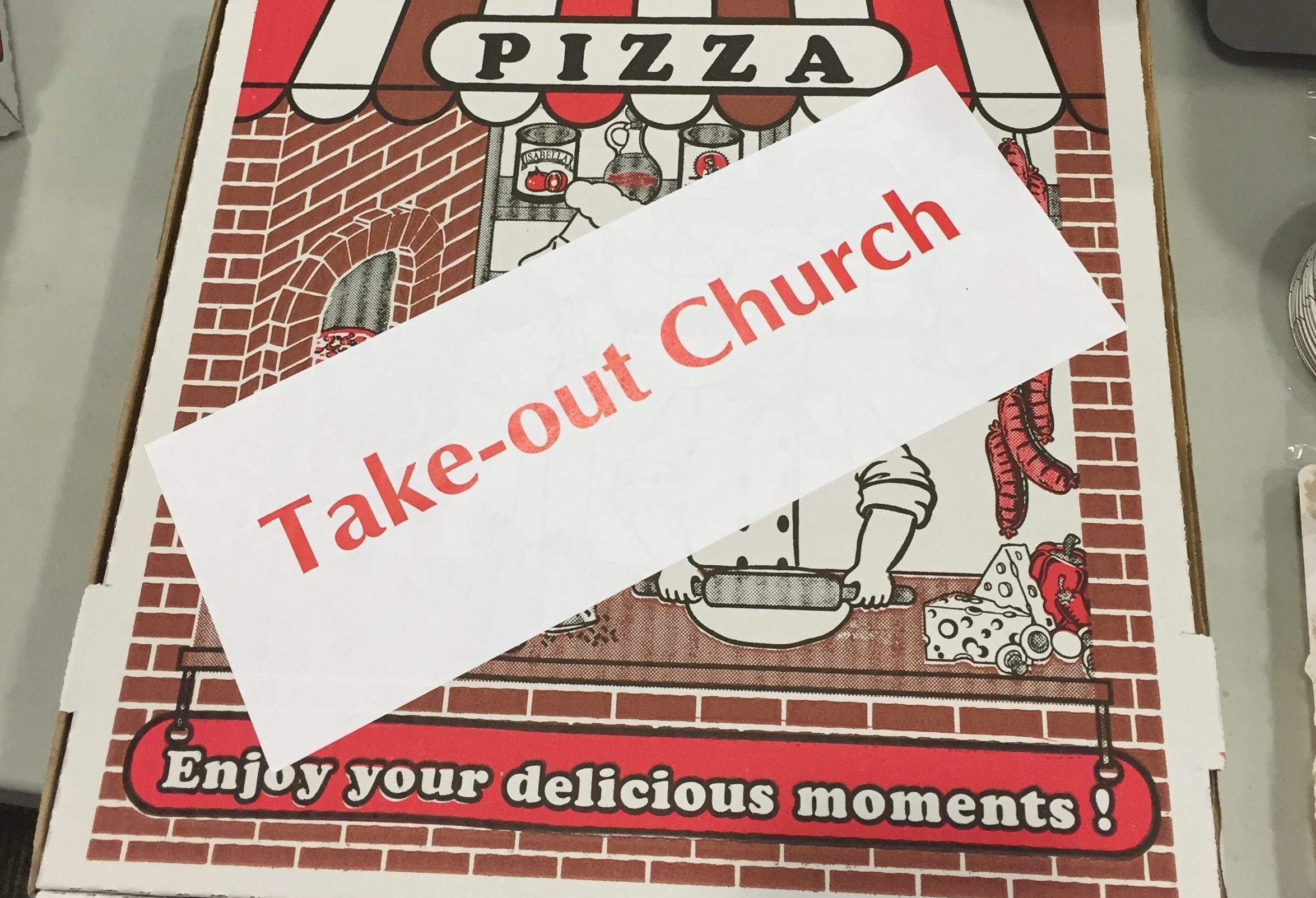 Take Out Church: A Summer Tool for Home and Traveling