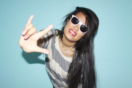 Teenager girl love
