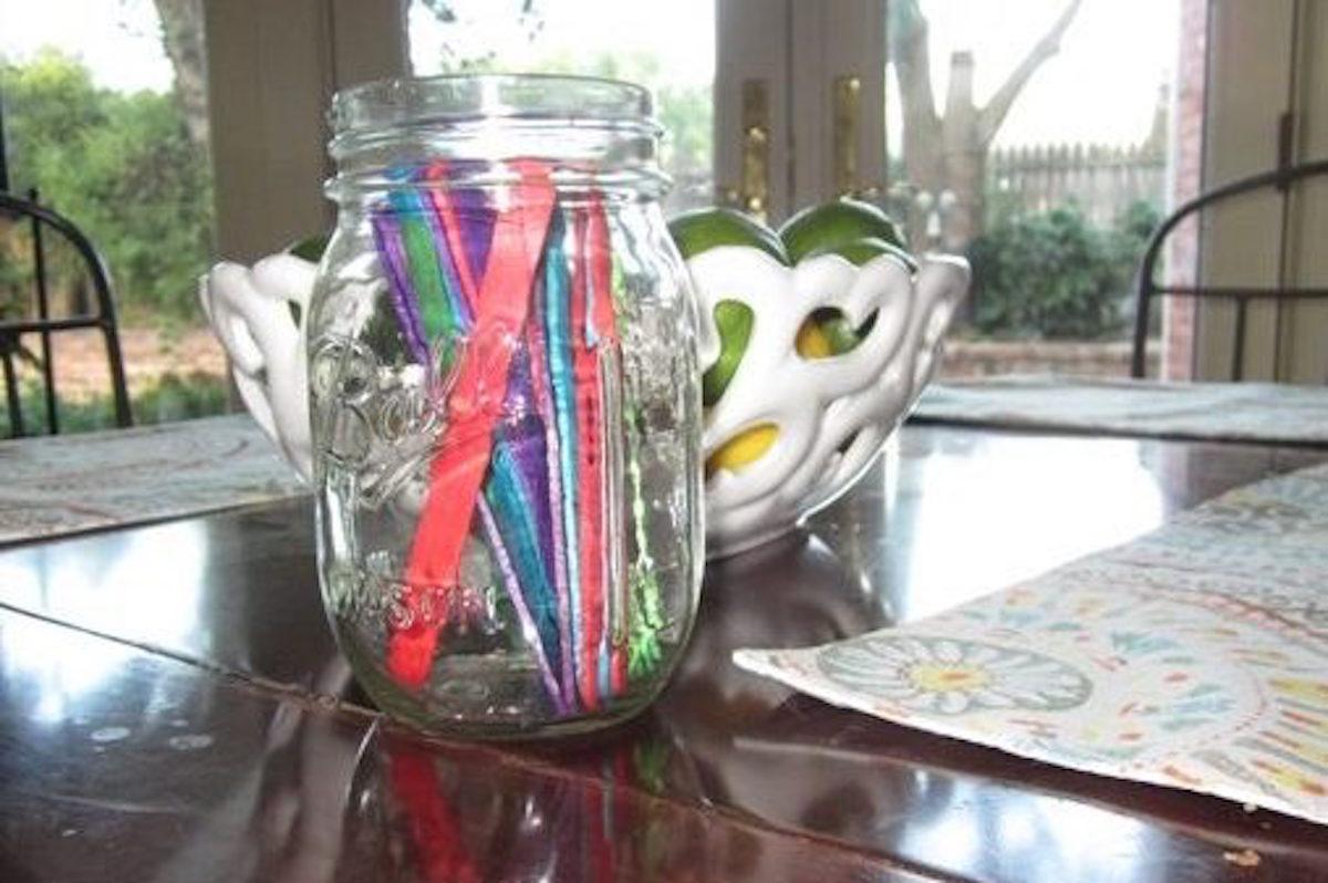 Prayer Sticks: A Holy Home Activity