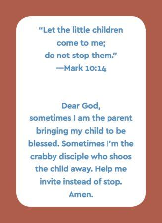 Nursery Card single