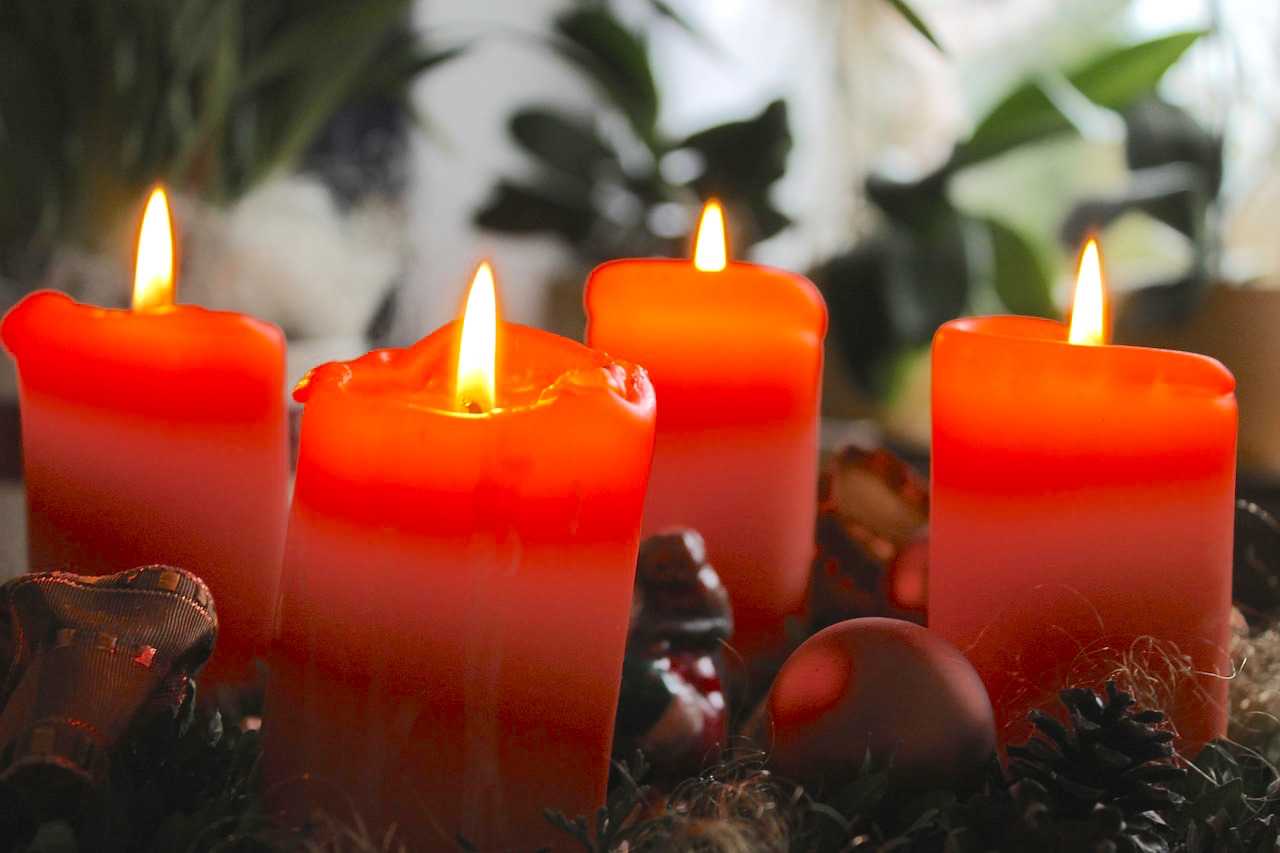 Advent Wreath Prayers At Home 4 Options