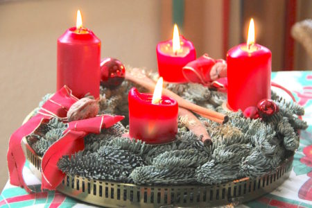 Advent Wreath Making Survival Guide