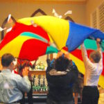 Teach Bible Stories… with a Parachute!