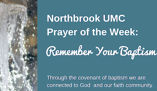 Make a Social Media Prayer of the Week