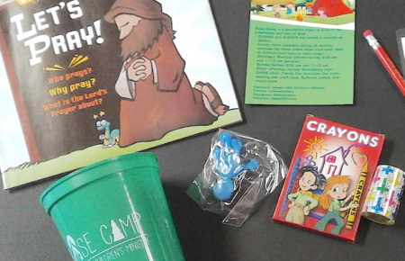 Church Visitor Welcome Bags for Children