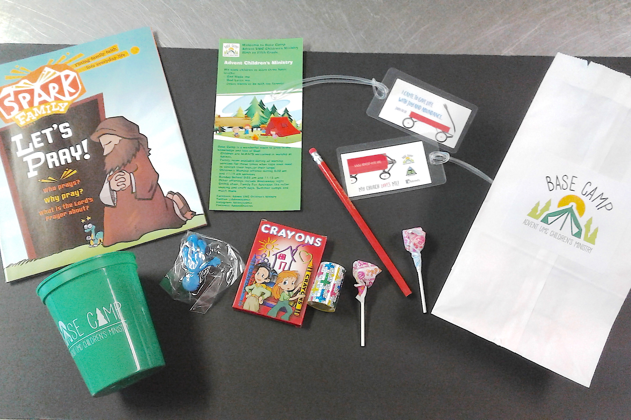 Church visitor welcome bags for children any child who visits is handed one of these bags on their first day at advent the response has been positive from children and parents in addition church kristyandbryce Gallery