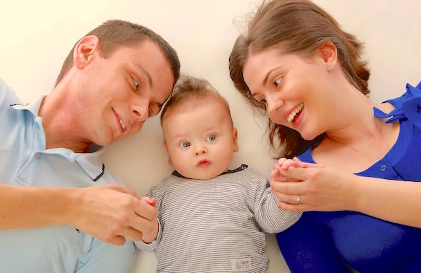 New Baby Ministry: Churches Supporting Parents