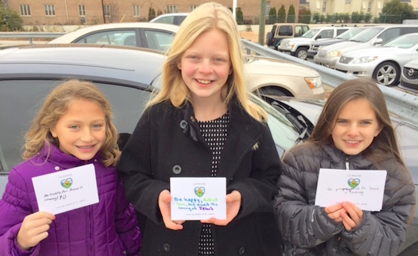 Success Story: Car Blessings in the Church Parking Lot