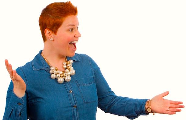 I'm a Church Greeter… And an Evangelist!