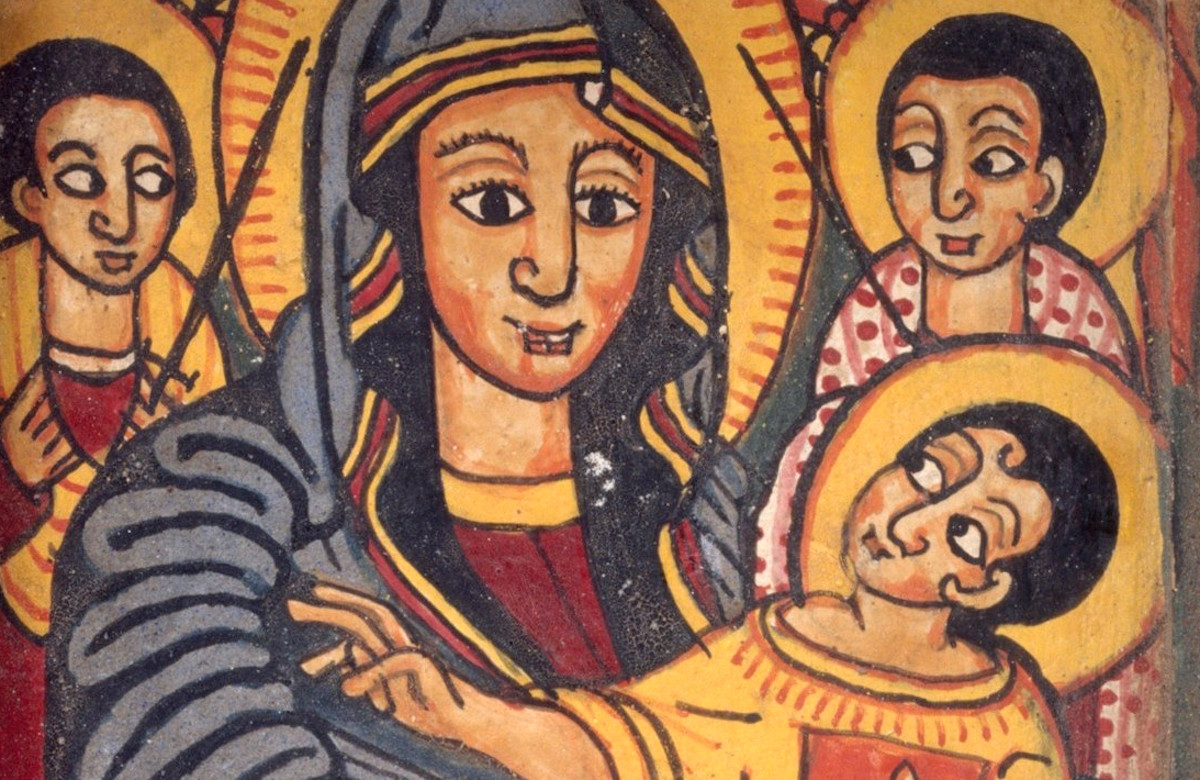 What Color Was Baby Jesus' Hair? Representing The Christ Child Multiculturally