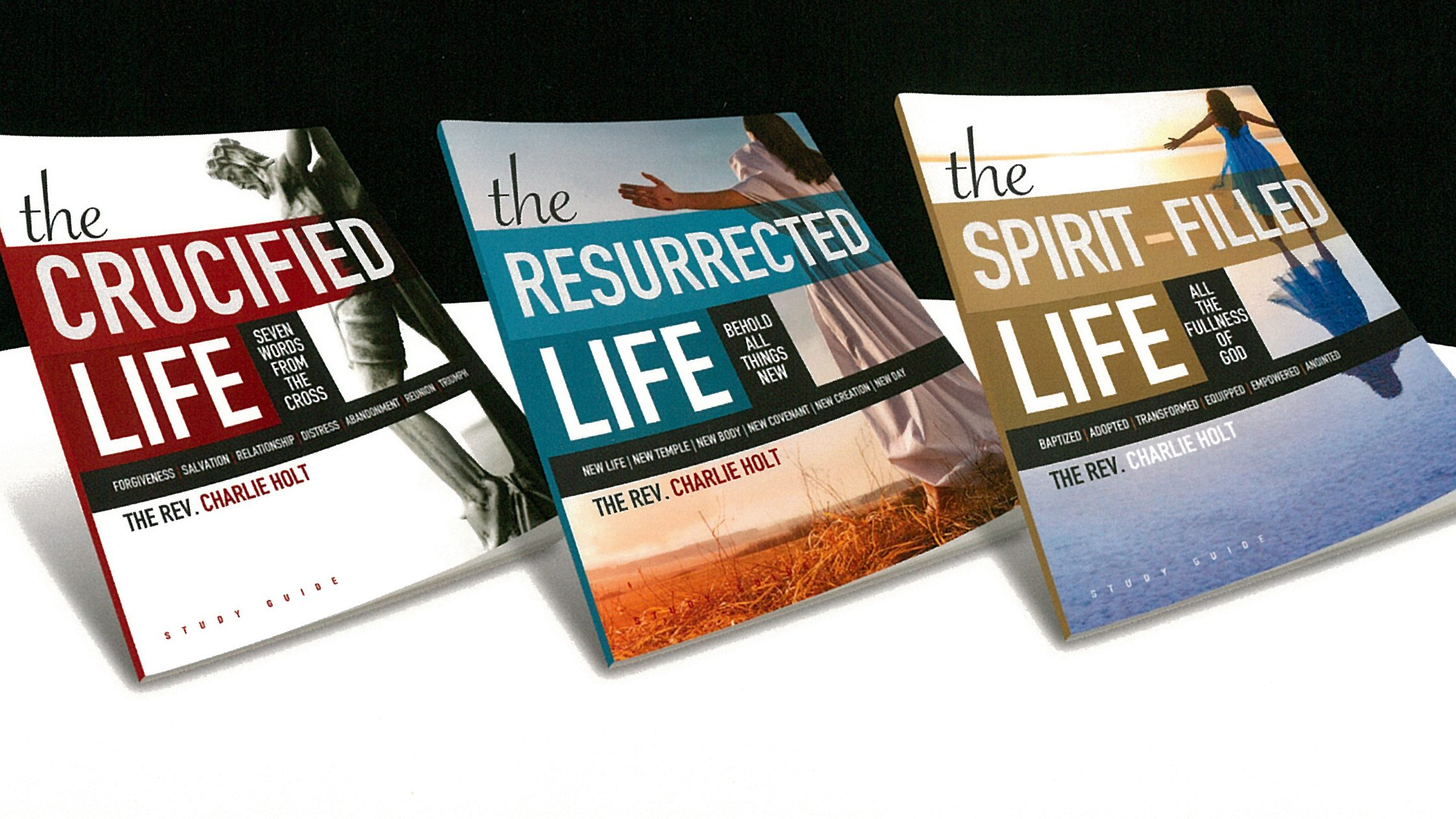 New Adult Education Series: The Christian Life Trilogy