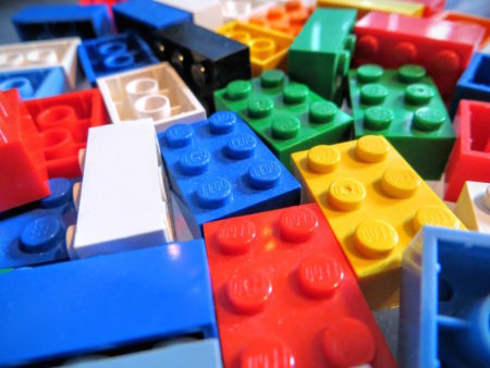 Intergenerational Event: Create Bible Stories With Legos!