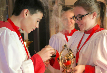 Let There Be Acolytes! 10 Hidden Benefits For Young People